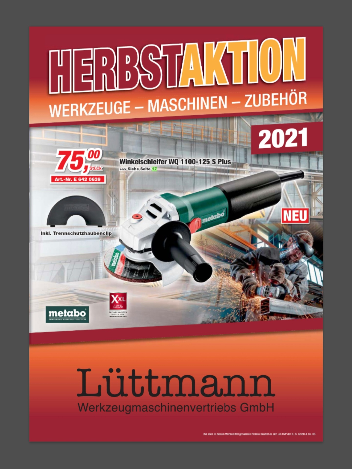 Herbstaktion 2021